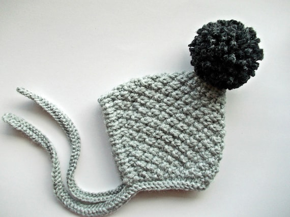 Baby Mütze Baby elf Mütze elf Mütze stricken Baby Mütze Winter | Etsy