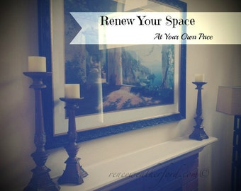 Renew Your Space at Your Own Pace eBook