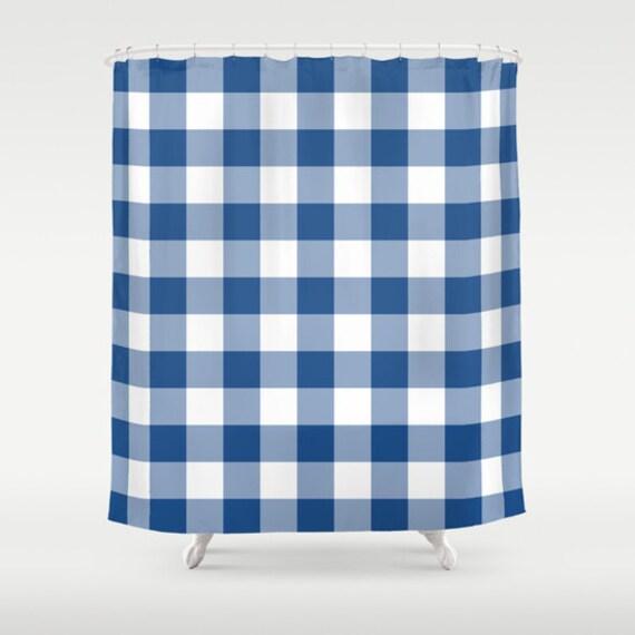 45 Colors Buffalo Plaid Shower Curtain Farmhouse