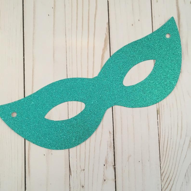 0c0a2369 Mask Glitter Cut out Mardi Gras Masquerade Halloween | Etsy
