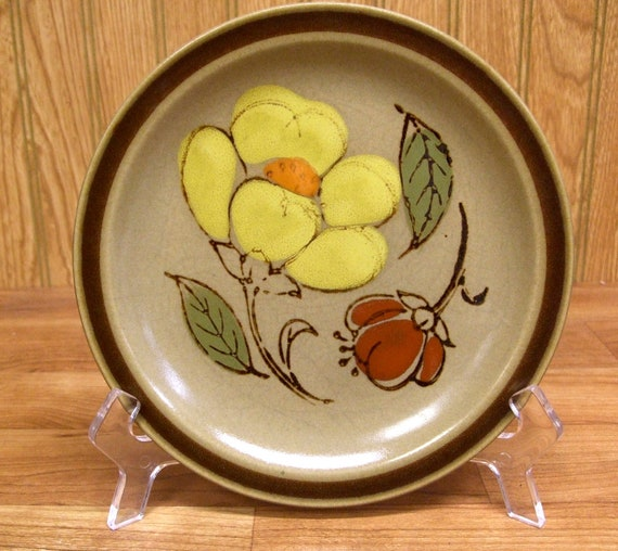 Vintage Japan Granda Stoneware Cake Dessert Plates Saucer Etsy Alibaba.com offers 2,678 daisy brown products. etsy