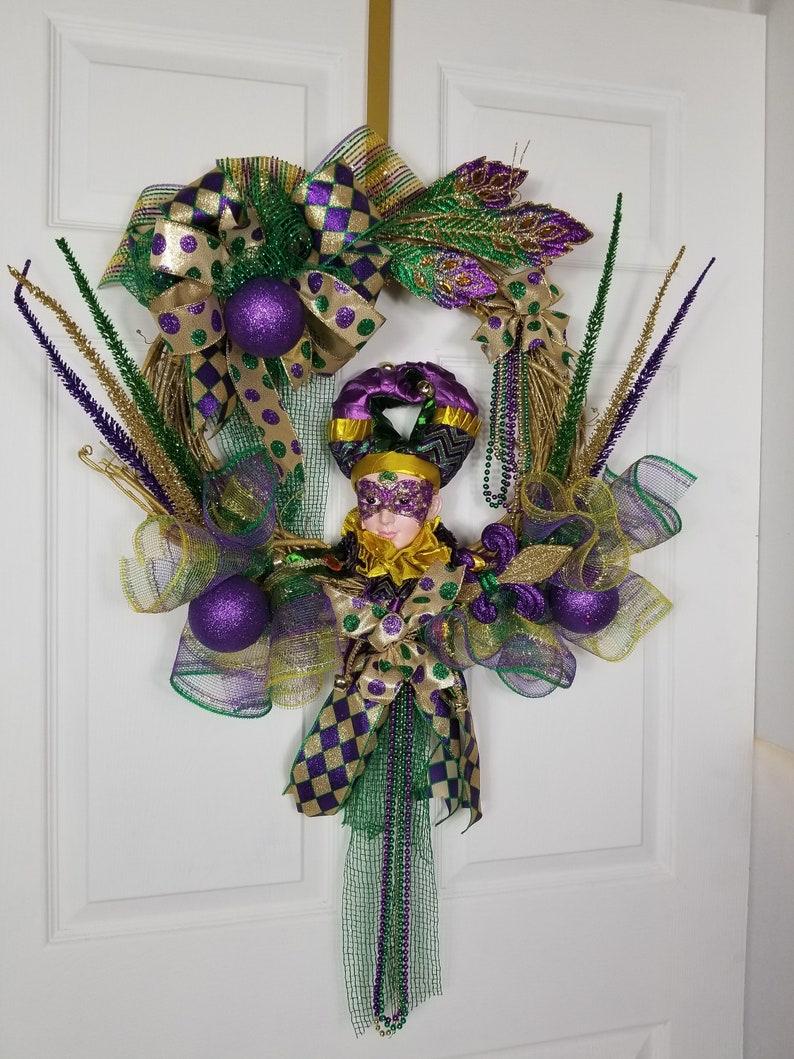 Carnival Masquerade Mardi Gras Doll Other Decorative Collectibles Bear Making Supplies