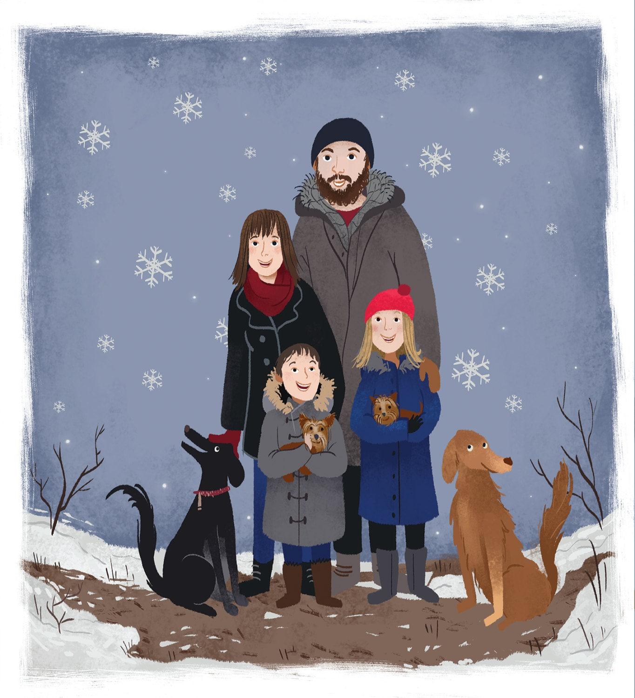 Individuelle Weihnachtsgeschenk Weihnachten präsentieren | Etsy
