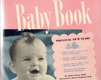 Vintage 1948 BG&H Baby Book by Gladys Denny Shultz