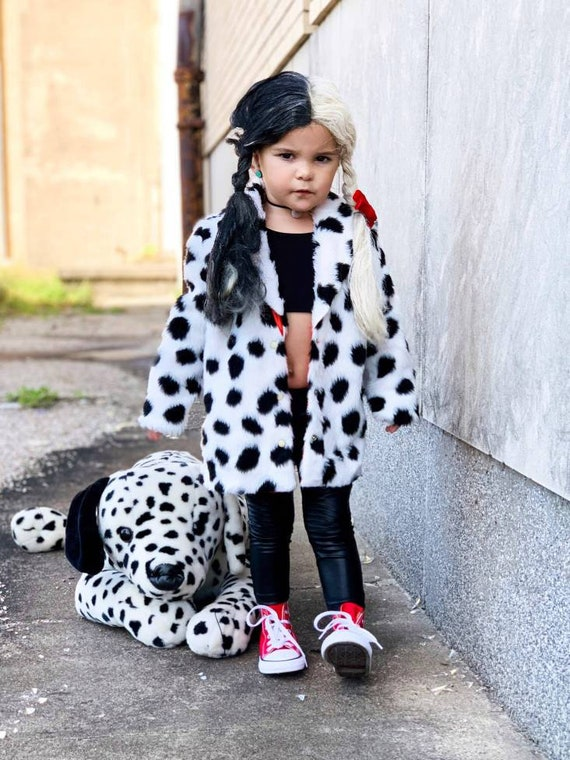 Baby Cruella Deville Costume Toddler Etsy qwq1vxZS