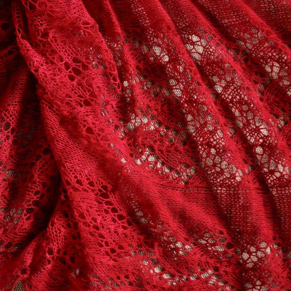 Lace Shawl Knitting Pattern Pure And Simple Etsy