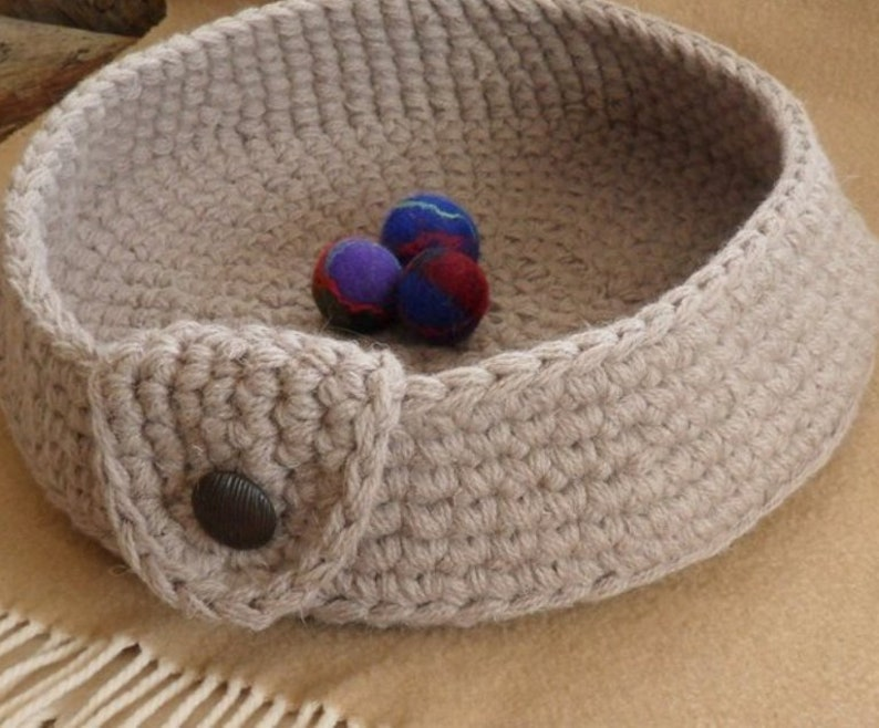 Modern Pet Furniture Crochet Cat Bed Cat Cave Pet Basket Etsy
