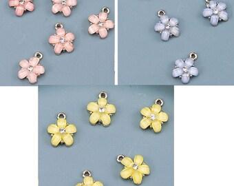 DIY kids craft  bracelet  17x13mm Wholesale bulk Lot   60pcs   3 D bird  alloy charm    Pendant