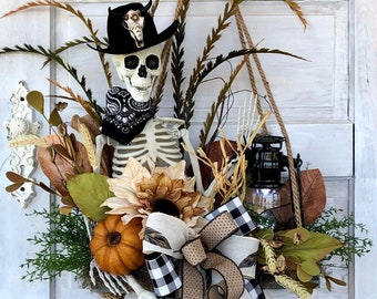 Hobby Lobby Halloween Decorations 2019.Unique Custom Made Wreaths For Any Occasion By