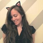 Black Cat Ears Headband // Lace Cat Ears // Kitten Ears // Kitty Ears // Sexy Cat Ears // Cat Costume // Halloween Cat Ears // Costume Ears