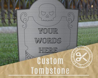 Diy Sewing Kit Quilted Rip Tombstone Pillow Halloween Diy Kit