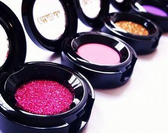 Kid's Pretend Play Makeup - Single Color Makeup Jar - No color, No mess! - Fake makeup - pretend - pretend play - cosmetics - toy
