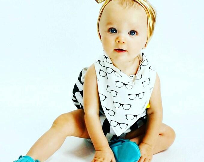 Turquoise Moccs -- baby girl boy toddler moccasins mocs booties crib shoes