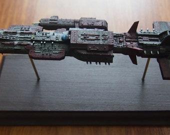 Stargate Aurora ship