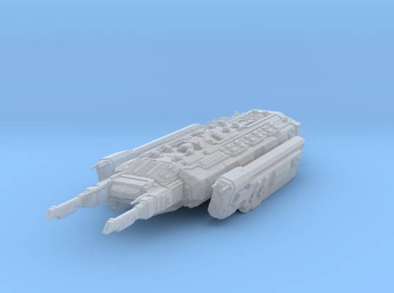 Ancient Corvette ship Asuran cruiser | Etsy
