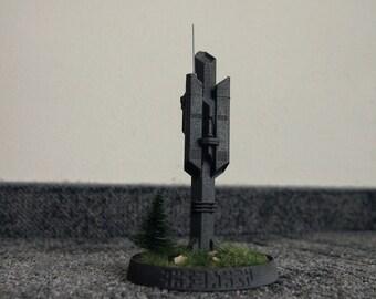 Stargate Atlantis Tower