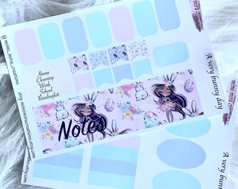 A5 Notepage Kit Peony A5 Planner Mum plannerNotebook