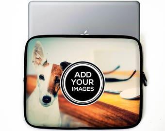 Personalised Tablet / Laptop Sleeve, Custom Photo Upload Neoprene Laptop Sleeve, MacBook Case, Laptop Case, Cover, Laptop Bag Personalized