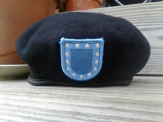 3e72902225e17 Little kid s vintage army uniform hat with patch size 7