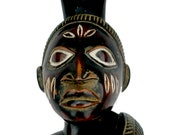 Oshe Shango Yoruba Sceptr...