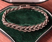9 carat Gold Bracelet 9k ...