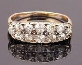 Antique Diamond  Engageme...