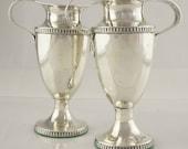 Antique Sterling Silver V...