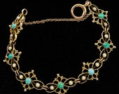 Antique Edwardian Bracele...