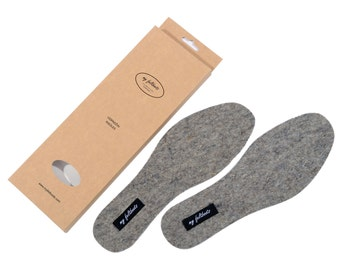 Boots wool insoles for an extra warmth in your shoes or to reduce an extra space inside the boot, Insoles for Shoe, Shoe Insoles, Boot Liner