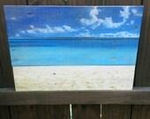 Beach Ocean Sand Tropical...