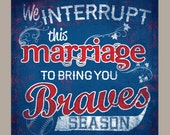ATLANTA BRAVES baseball o...