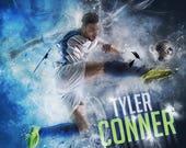 Custom Soccer Poster Coll...
