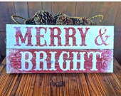 Merry & Bright Rustic Chr...
