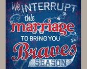 ATLANTA BRAVES baseball o...