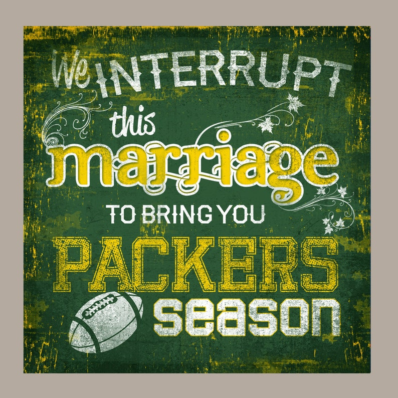 GREEN BAY Packers football or Any NFL Sports Team. We image 0