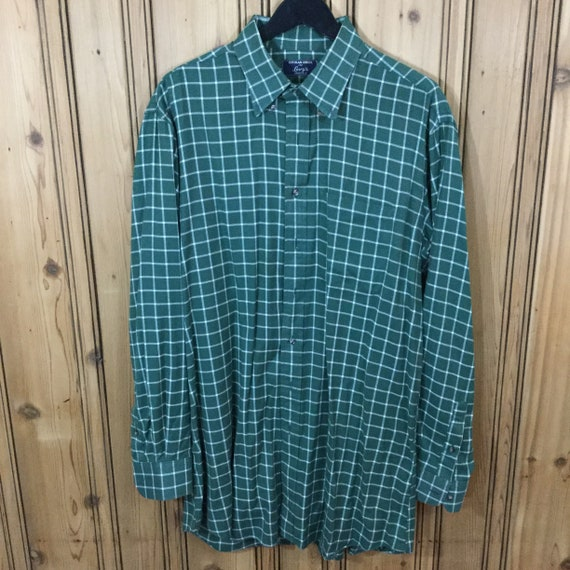 Vintage Gitman Bro's Button Down Shirt (XL) - image 1