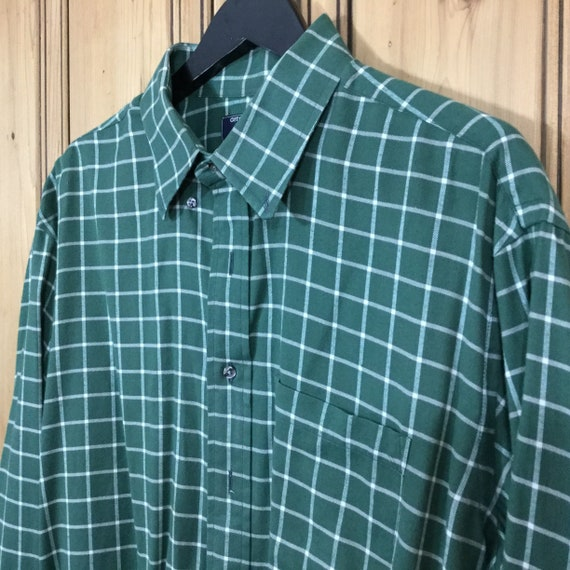 Vintage Gitman Bro's Button Down Shirt (XL) - image 2