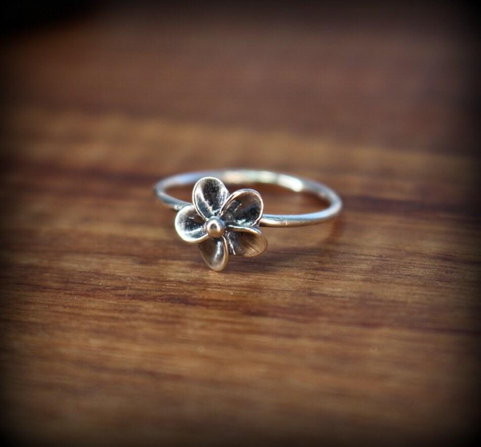 Sterling silver plumeria ring hawaiian ring flower ringsee item sterling silver plumeria ring hawaiian ring flower ringsee item details for more info izmirmasajfo