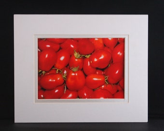 Harvest -- Matted Photo