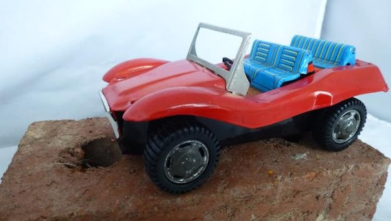 Vw Volkswagen Dune Buggy Made In Japan Friction Drive Etsy