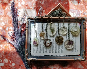 From Summer with Love   Elven Necklace