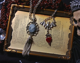 Necklace   Heart Blood   Vampire the Masquerade Bloodlines