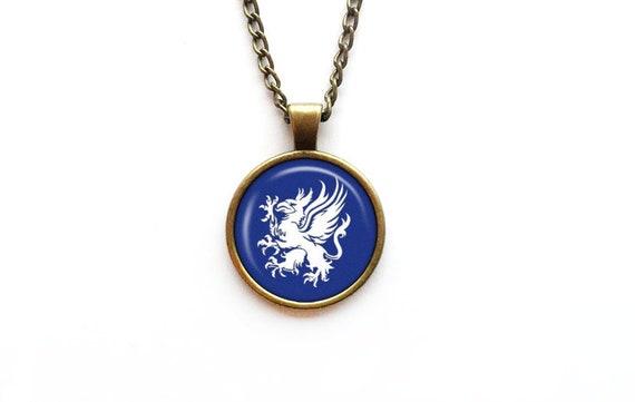 Necklace Dragon Age Grey Warden Symbol Etsy