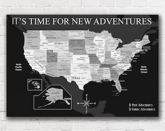 United states map | Etsy