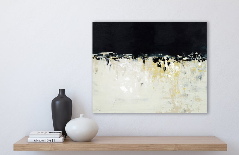 Art Home Decor Large Wall Art Large Abstract Landscape Art Prints Large Canvas Print Paper Or Canvas Abstract Landscape Print