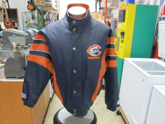 NFL Proline Starter Chicago Bears Leather Jacket,