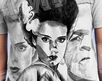 The Bride - By Artist AJ Moore