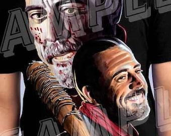 Big Bad Negan - Walking Dead Inspired