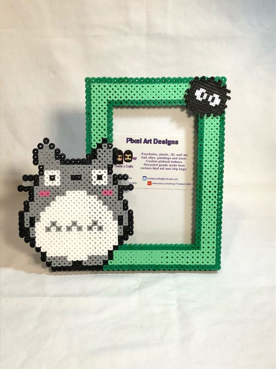 Totoro Picture Frame My Neighbor Birthday Gift