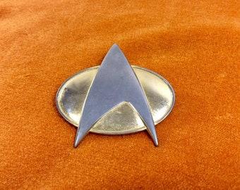 1998 Star Trek Metallic Costume Pin from Paramount Pictures